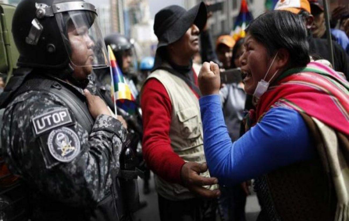 El fraude de la OEA para el Golpe en Bolivia