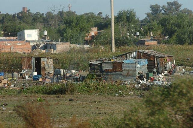 Santa Fe: Un relevamiento advierte que el 74% de la población en San Javier es pobre