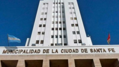 Denuncian recortes salariales en el municipio de Santa Fe