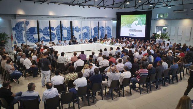 Amplio consenso para construir un Acuerdo Social en Municipios y Comunas Santafesinas