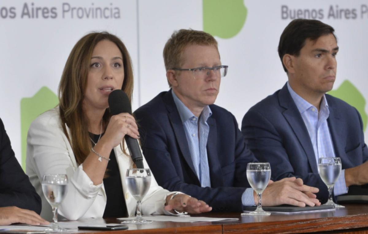 """Desde el directorio del BAPRO acusan a Vidal de """"manotear de manera ilegal el patrimonio del Banco"""""""