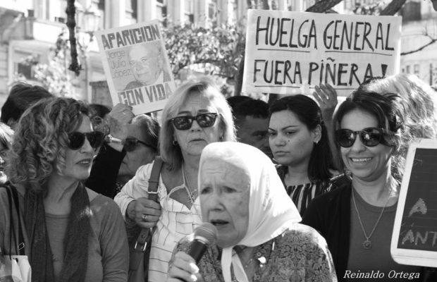 """""""Son tiempos de resistencia al neoliberalismo en todo el continente"""""""