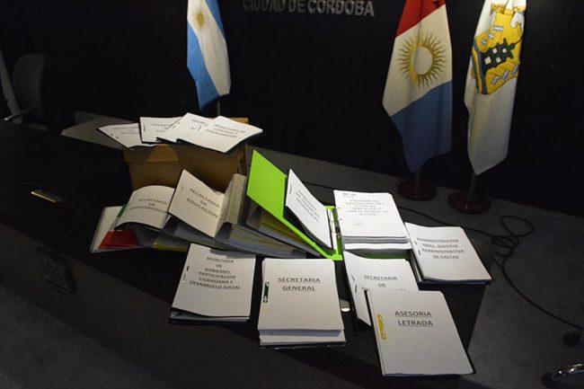 El intendente de Córdoba admite deudas a corto plazo por más de $2.000 millones