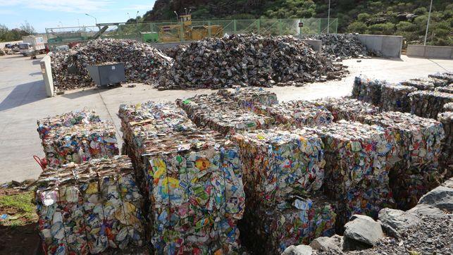 Generar trabajo y plata con toda la basura de la ciudad