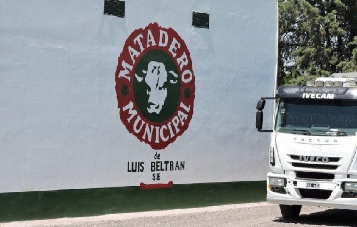 Frigorífico de Beltrán: exitoso modelo de gestión pública