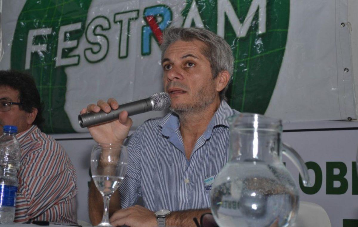Municipales Santafesinos expresaron su apoyo a FESTRAM Entre Ríos