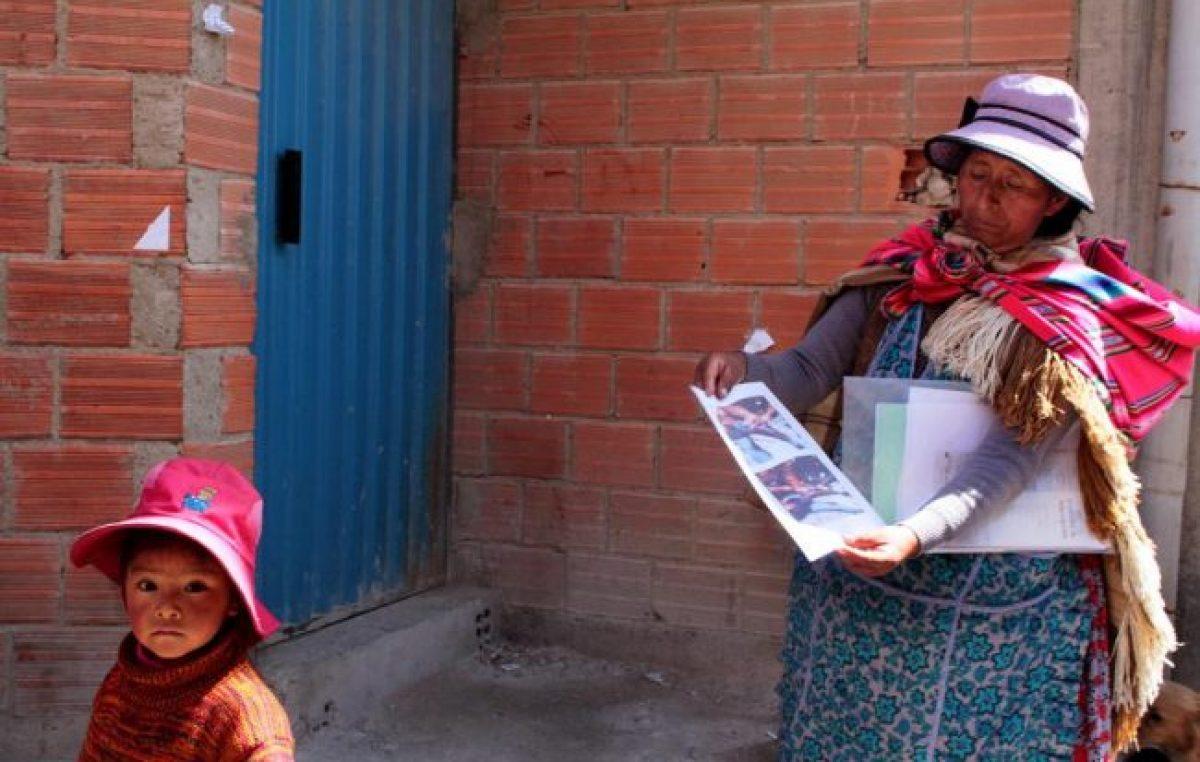 Bolivia duele por sus muertes y sus heridas