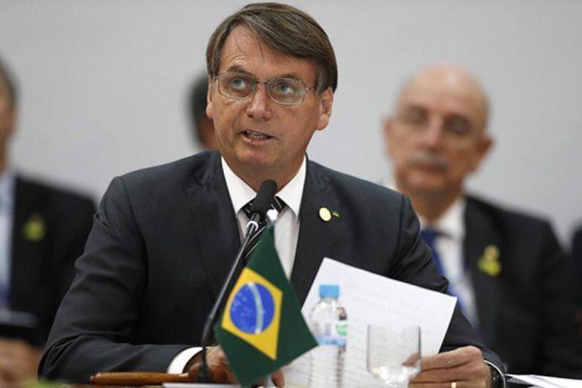 Así es la política ambiental de Bolsonaro