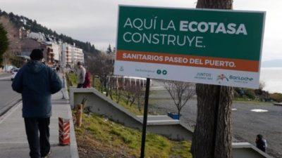 """Bariloche y una evaluación """"superpositiva"""" de la tasa que ya cumplió 3 años"""