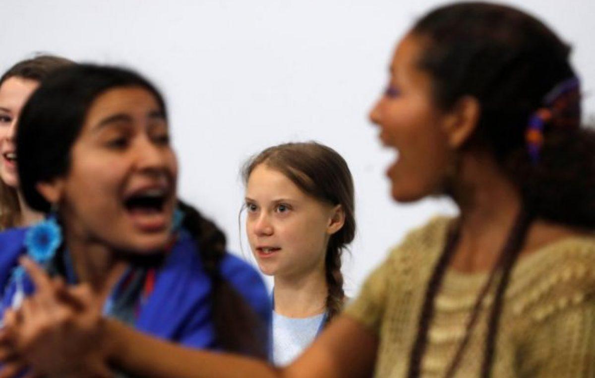 Los jóvenes ganan protagonismo en la Cumbre del Clima