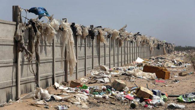 La basura a cielo abierto es un drama en la meseta neuquina