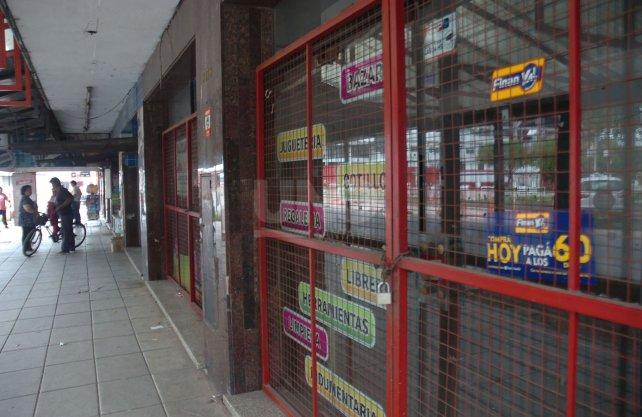 Santa Fe: Ya suman seis los negocios que cerraron sus puertas frente a la exrotonda de Unión