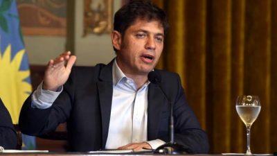 La propuesta de Kicillof para evitar el default que dejó Vidal