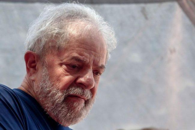 Premio de Derechos Humanos para Lula