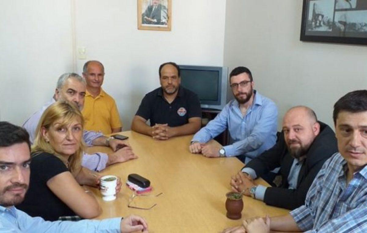 Municipales de Tandil iniciaron las paritarias con miras a establecer acuerdos parciales y monitoreados
