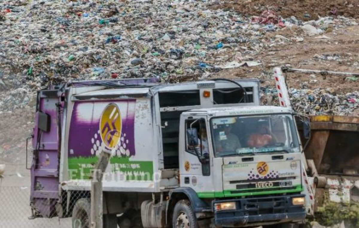 El contrato de la basura en Salta ya cuesta $3 millones por día