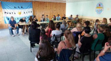 Trabajadores municipales de Coronel Rosales anuncian un paro por 48 horas