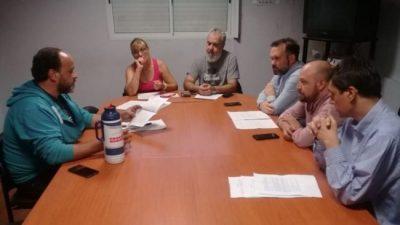Sindicato de Municipales de Tandil acordaron un primer aumento para la paritaria 2020
