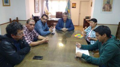 El Soeme se reunió con el Municipio de Esquel para presentar contrapropuesta salarial