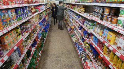 Estiman que la inflación continuará elevada en los primeros meses del año