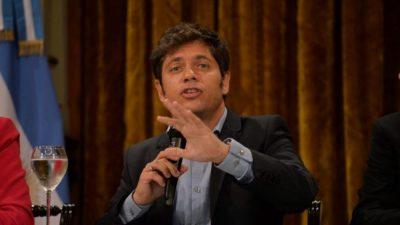 Kicillof reúne a intendentes de Cambiemos para explicarles los riesgos de no tener ley impositiva