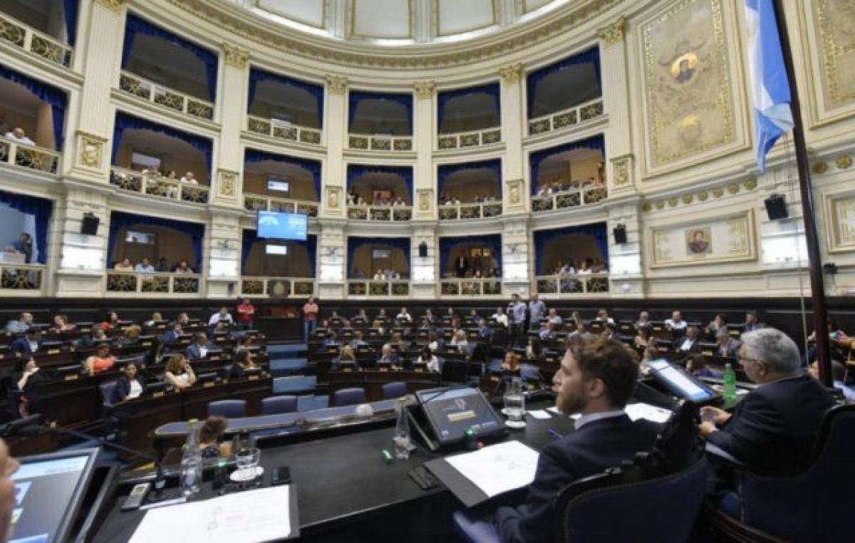 Legislatura sancionó la ley impositiva 2020 reclamada por Kicillof