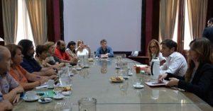 La Provincia de Buenos Aires convoca a los intendentes para salir a poner en condiciones las escuelas antes de marzo