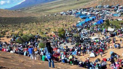 Se viene una nueva edición del Festival del Huancar en Abra Pampa