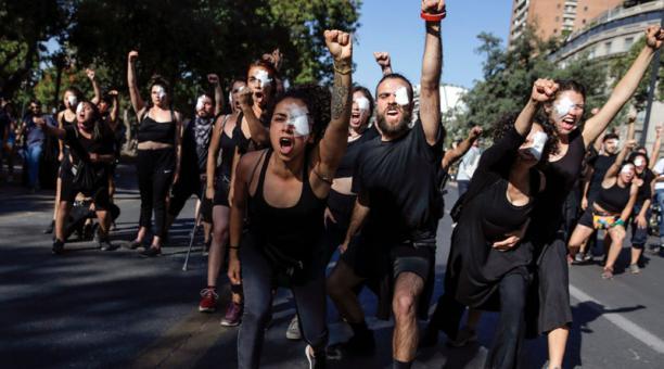 Casi 23 mil personas fueron detenidas en Chile desde el inicio de las protestas