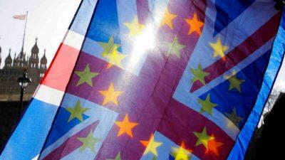 El Parlamento europeo aprobó el Brexit