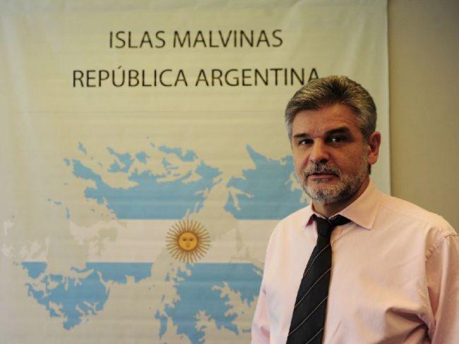 El cambio de rumbo por Malvinas