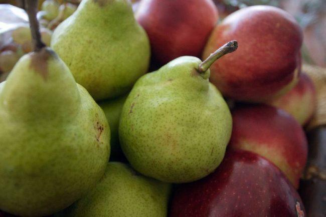 Los comedores escolares se llenarán de fruta fresca para los alumnos rionegrinos