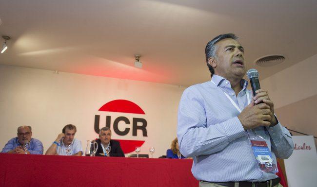 Alfredo Cornejo dijo que Macri debería quedarse callado