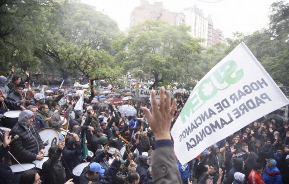 El Suoem Córdoba lanzó un plan de asambleas en reclamo por contratos caídos