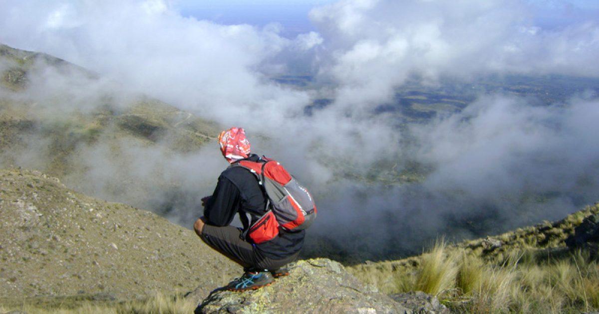 Cinco maneras de subir el cerro Champaquí