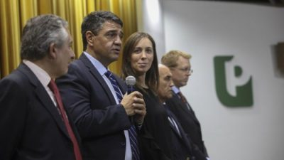 "Jorge Macri se aferra a la presidencia del Grupo BAPRO y ya lo tildan de ""okupa"""