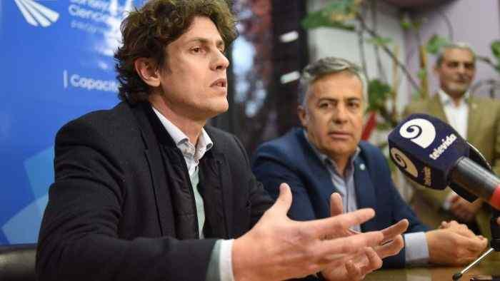 Alfredo Cornejo y Martín Lousteau se perfilan para liderar la oposición
