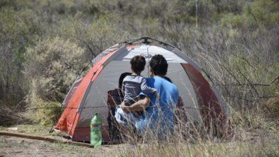 Esta semana se multiplicaron las tomas en Neuquén