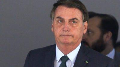 Bolsonaro, un vasallo rumbo al aislamiento