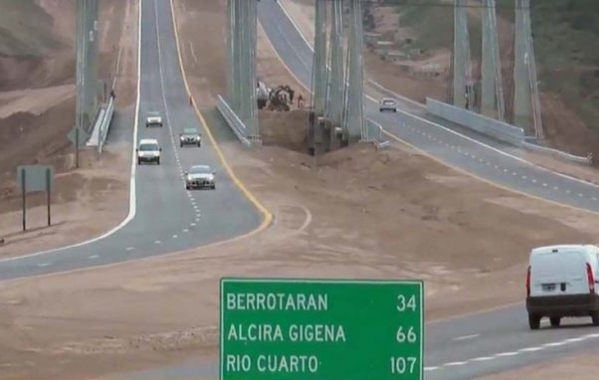 En obras, la Nación le debe a la Provincia de Córdoba $ 10 mil millones
