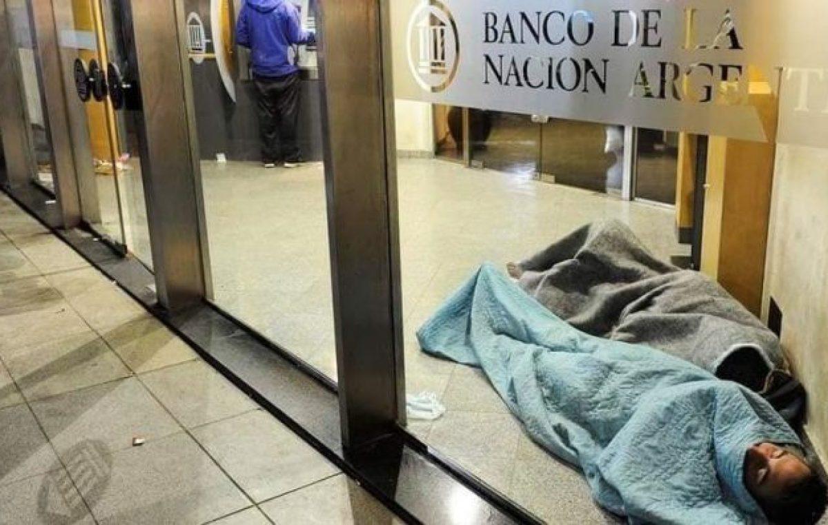Ciudad de Buenos Aires: Ojos que no ven, políticas que no llegan