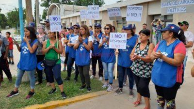 Despidos en la Municipalidad de Ceres: FESTRAM prepara plan de lucha