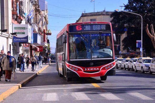 Los colectivos perdieron un 30% de pasajeros en Paraná y el área metropolitana