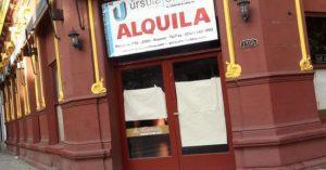 Detectan 1.900 locales vacíos en los corredores comerciales de los barrios rosarinos