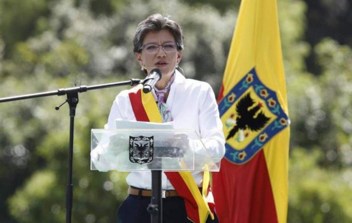 Claudia López, primera alcaldesa de Bogotá: mujer, de izquierda, ecologista, lgtbi