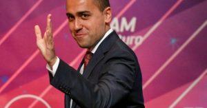 Renunció el líder del M5S en Italia