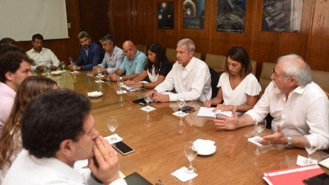 Intendentes del Valle de Uco coincidieron en la necesidad de financiarse para obras