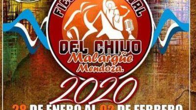 Fiesta Nacional del Chivo 2020, Malargüe