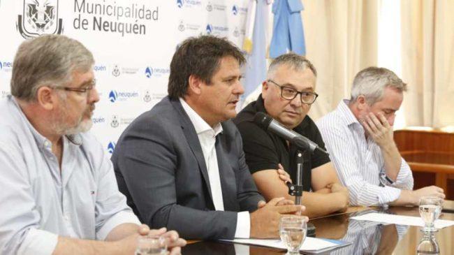 Neuquén: Gaido se une más a los municipales pagando un aporte jubilatorio extraordinario