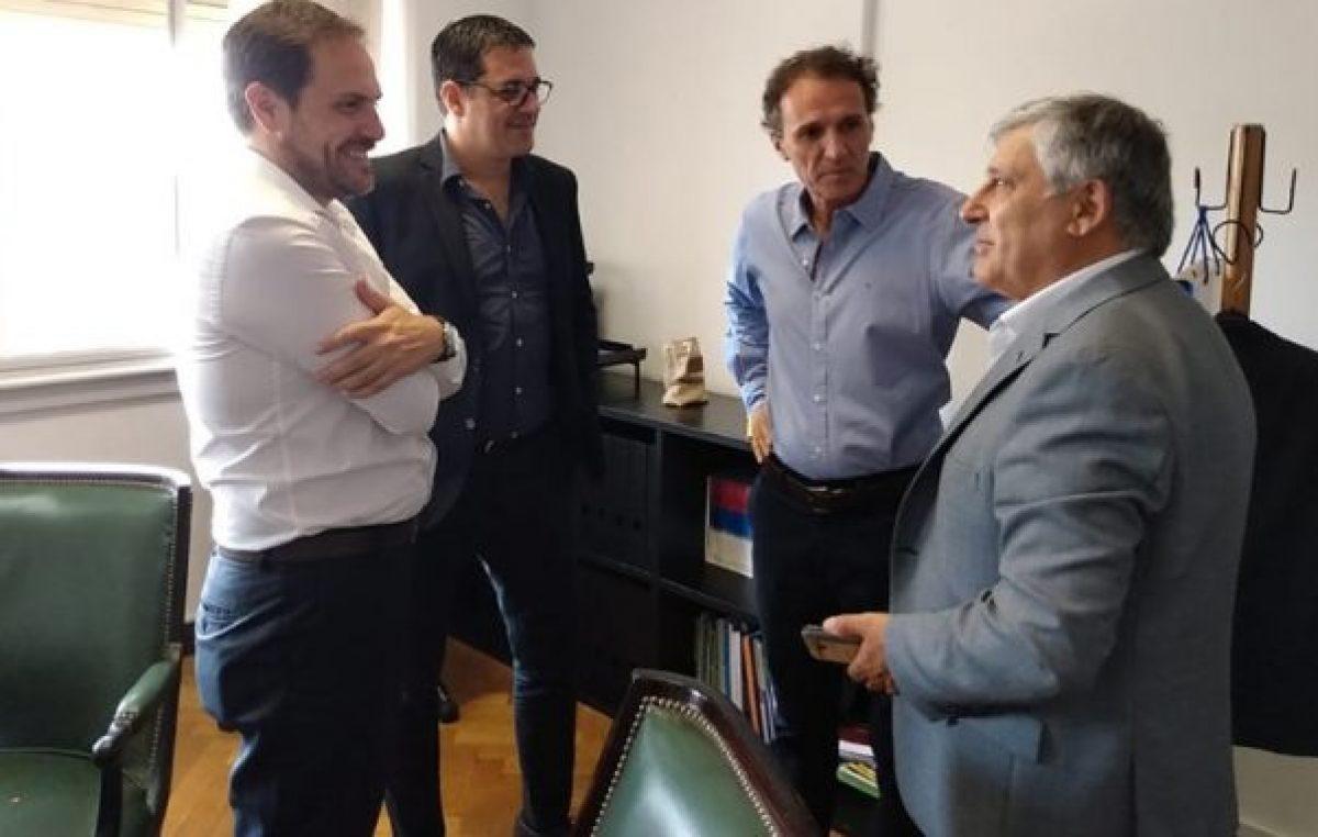 Nación lanzará un plan de obras para municipios y comunas